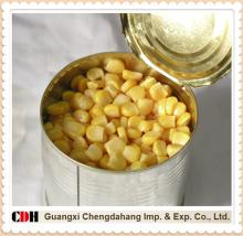 High quality canned sweet corn