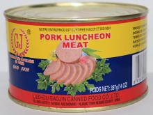 pork luncheon meat