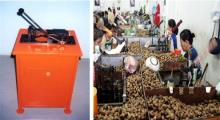 Sale cashew shelling machine or nut sheller