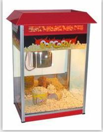 Sale pop corn maker machine popcorn popper machine