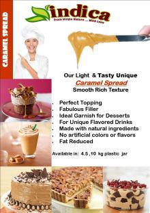 Caramel Spread