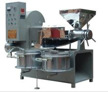 Automatic copra palm kernel oil extruder expeller machine