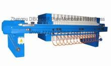 Filter press Zhengpu DIBO 800 PP Membrane Filter Press