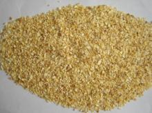 dehydrated garlic granule second grade 8-16mesh 2013crop