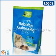 Side Gusset Pet Food Packaging Bag
