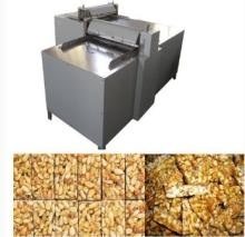 Peanut rice caramel candy brittle cutting machine cuter off machine