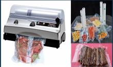 Fresh saver vacuum sealing or sealer machine