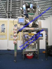 Full Automatic multi head weighing, filling and packing machine DXD-420