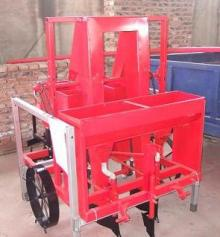 Agriculture vegetable potato ginger cultivation planter machine