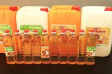 Vegetable Palm Crude Oil