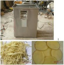 Sale Potato chips making machine potato cutter machine