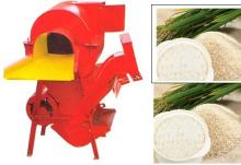 Sale multifunctional Rice wheat corn thresher machine