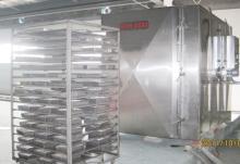 seafood Liquid nitrogen refrigerator SD-400 kg per hour