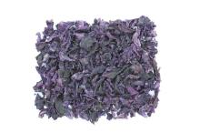 dehydrated purple cabbages