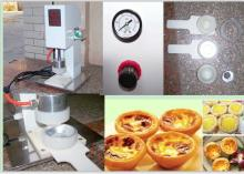 Sale egg tart forming machine