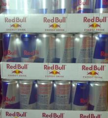 Red bull and other Energy Drinks