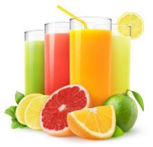 Italian fruit juices