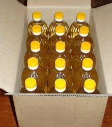 Trippled Refined Sunflower oil