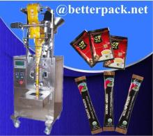 Instant coffee packaging machine 3 in 1 coffee packs machine