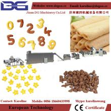 automatic core filled snacks food production line