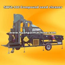 seed cleaner for soybean, paddy seed, rice