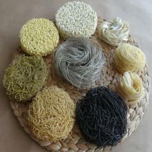 Organic instant noodle (pasta)