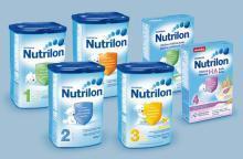 Nutricia Nutrilon Standaard Baby Milk Powder 1