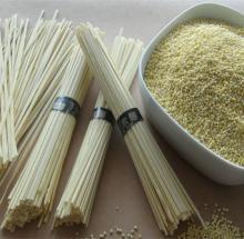 Natural grain millet Noodle