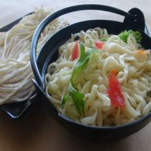 Organic Lanzhou Ramen Noodle/pasta