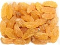 dried golden raisin