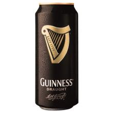Guinness Draught Can Beer