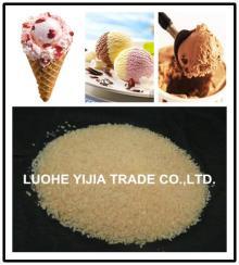 edible gelatin used for ice cream