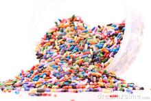 Cake Sprinkles , Cake Decoration