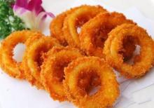 High quality squid ring from china supplier