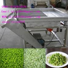 green soy bean sheller/fresh soybean sheller