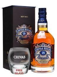 Chivas Regal 18Yr Scotch Whisky