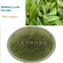 Natural Healthy Mulberry Leaf Powder for Food Pharmaceutical Purpose