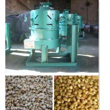 Wheat peeling machine