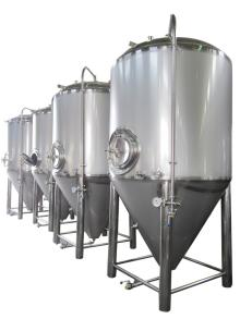 Stainless Steel Beer Fermenter (CE)