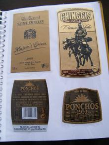 customized metal liquor labels,self adhesive wine labels
