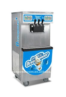 NEW OP865C Soft Ice Cream Machine/ Frozen  Yogurt  Machine/Gelato Machine