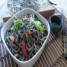 Fresh Buckwheat Noodle