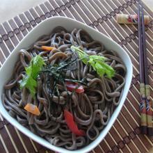Natural hand made fresh Ramen Noodle
