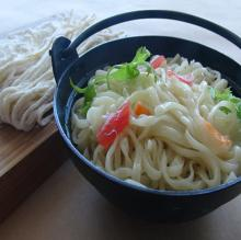 Frozen and Fresh Janapese Udon Noodle