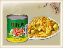 Canned Curry Chicken or Duck
