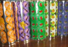 JELLY CUP SEALING FILM / PACKING FILM/LIDDING FILM