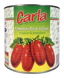 3 Kg WHOLE PEELED TOMATO