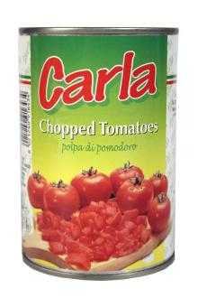 500 gr Diced Chopped Tomatoes canned in Italy