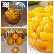 canned mandarin oranges in pear juice