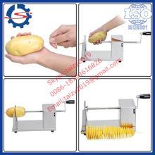 popular electric spiral  potato   cutter /manual spiral  potato   cutter / potato  spiral  cutter